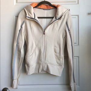 Lululemon fleece lined jacket